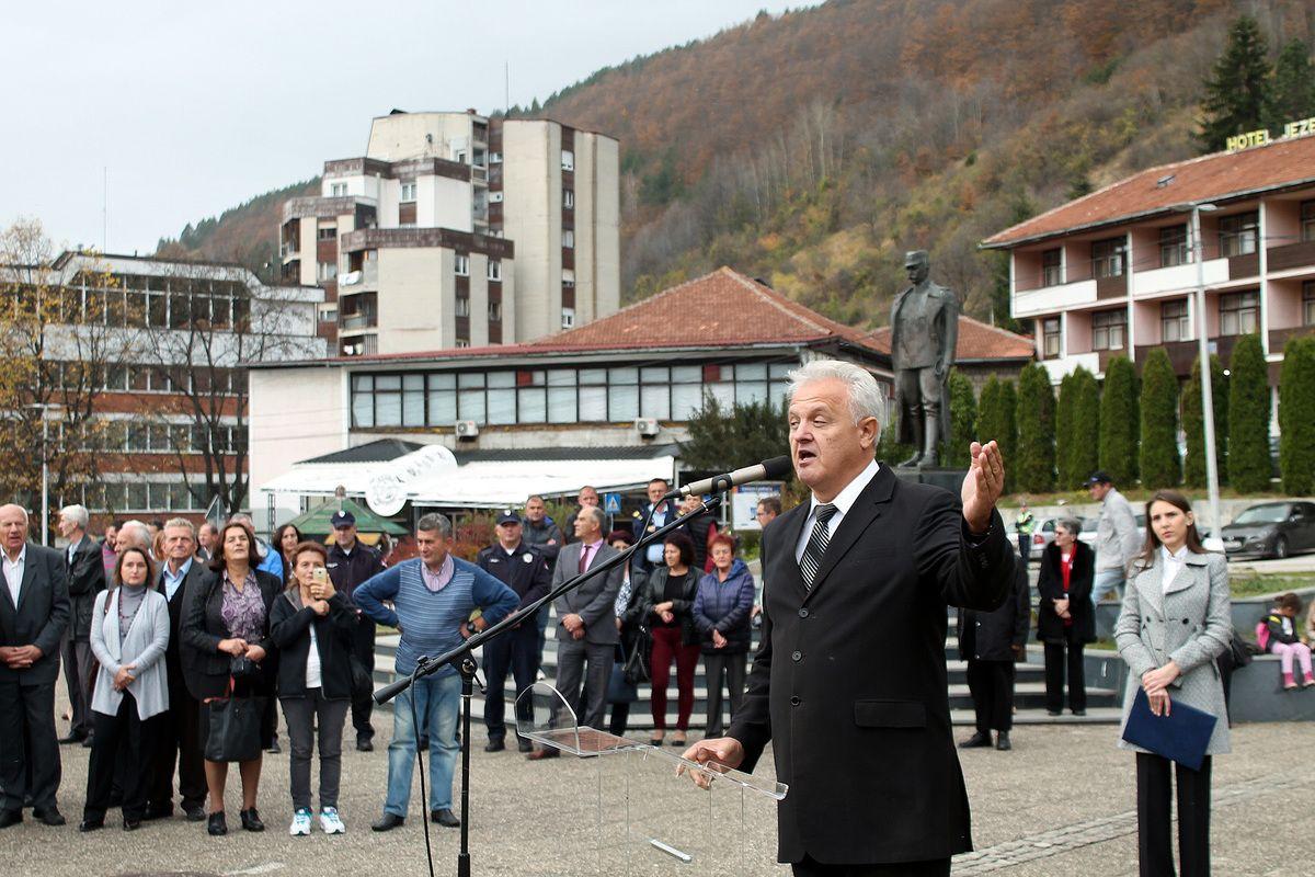 Глумац Лепомир Ивковић дочарао ратни пут Прве армије војводе Бојовића