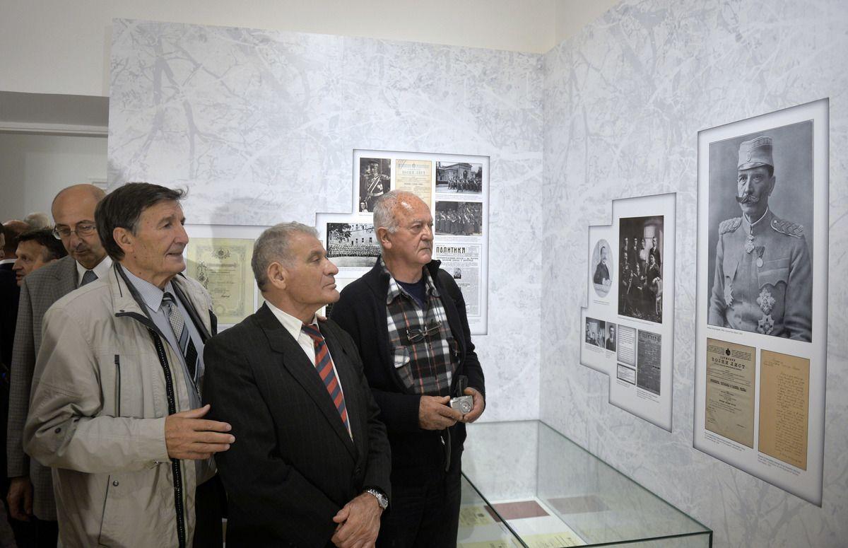 Сусрет са историјом, чланови фамилије Бојовића из више места Србије