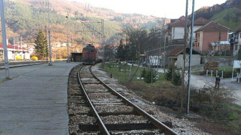 Пруга Београд - Бар, фото: Глас западне Србије