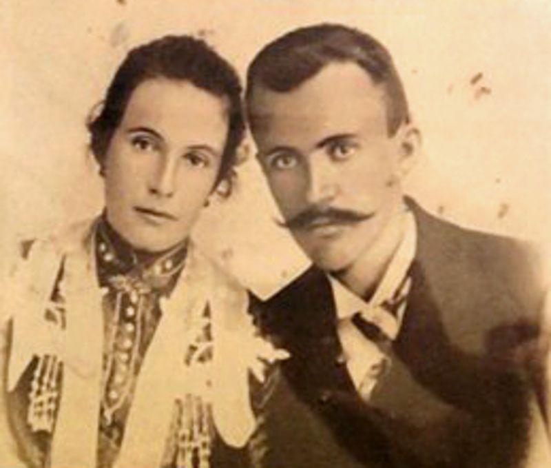 Нововарошки учитељи, Марија Кубуровић и Стеван Самарџић