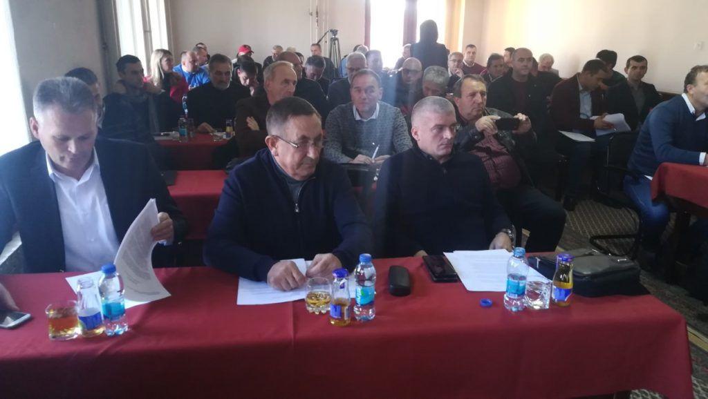 Скупштина МОСИ у Соколцу