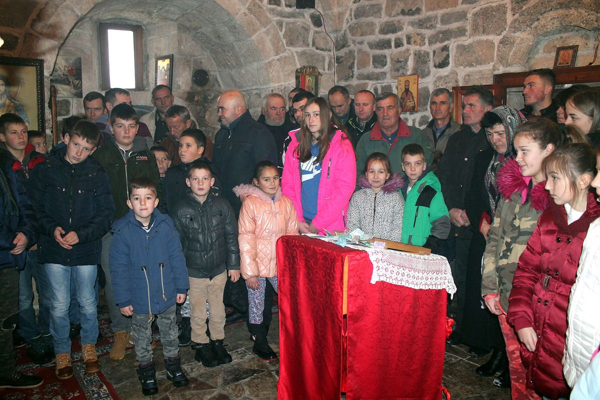 Ктиторска слава светиње 26. децембра у Дубници