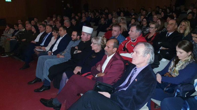 Свечаној академији присуствовао је велики број грађана и званица