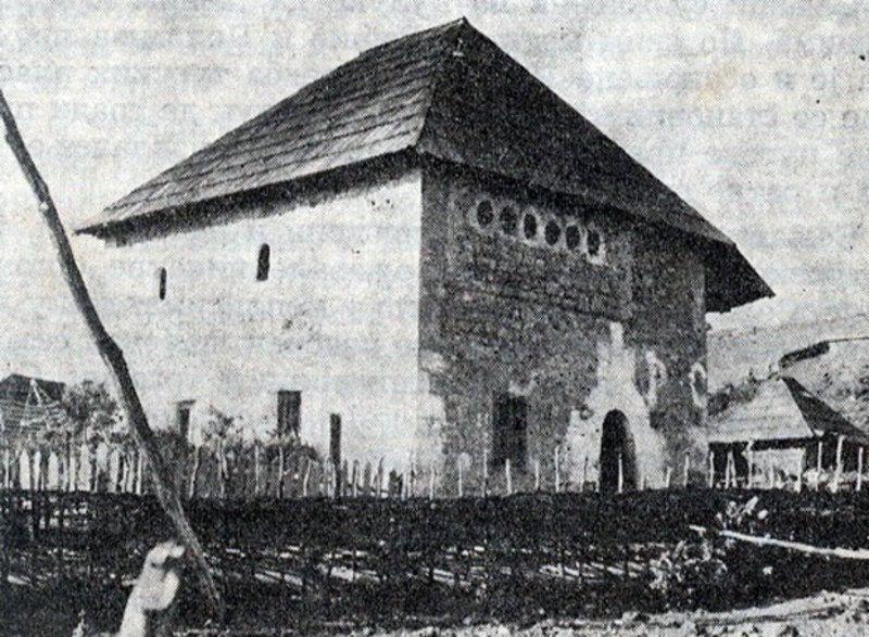 Беговска кула у селу Брњици, код Сјенице