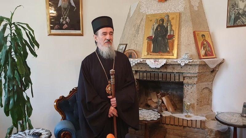 Владика милешевски Атанасије Ракита, фото: РИНА