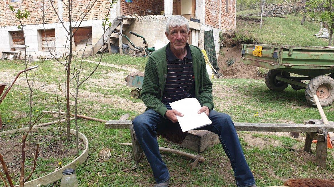 Петар Kнежевић верује да ће правда бити задовољена, (фото: Новости А.Ровчанин)