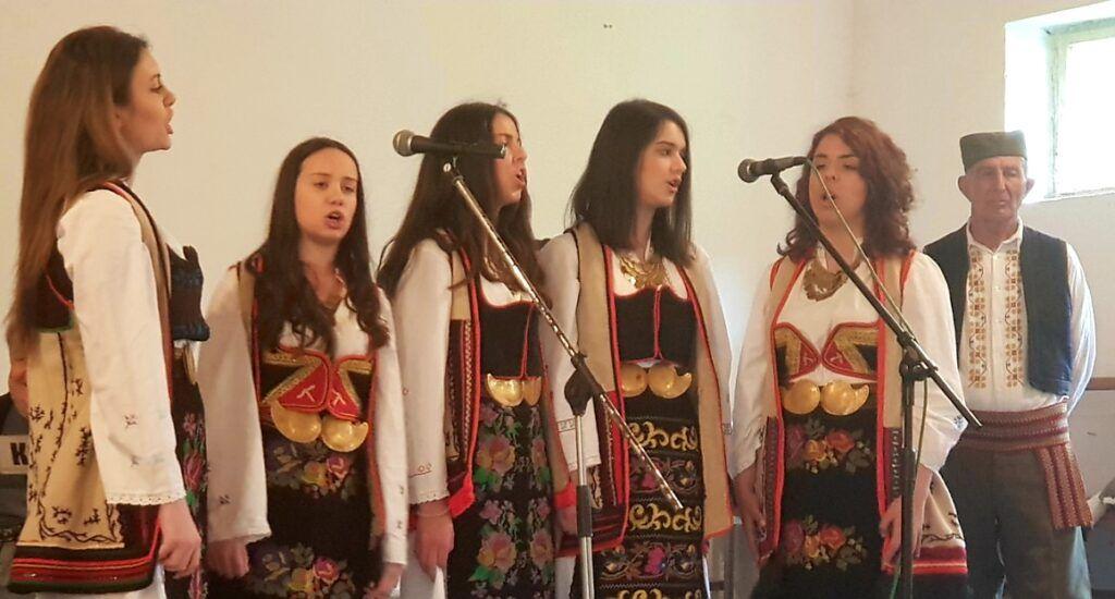 Женска певачка група Дома културе Јован Томић побрала симпатије посетилаца