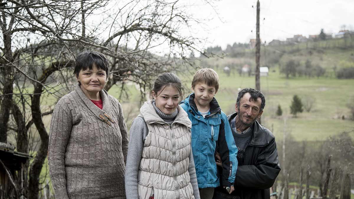 Породица Попадић из Акмачића