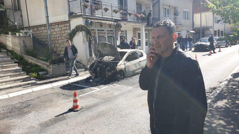 Председник СО Нова Варош Никола Јелић