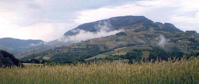 Планина Кукутница