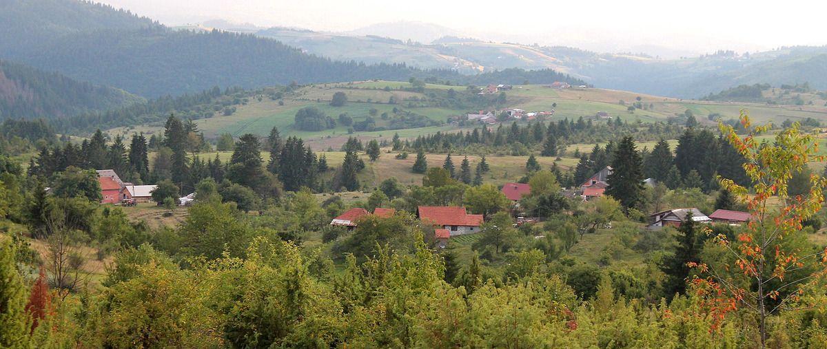 Последњи колибари у Старом Влаху и - ново насеље