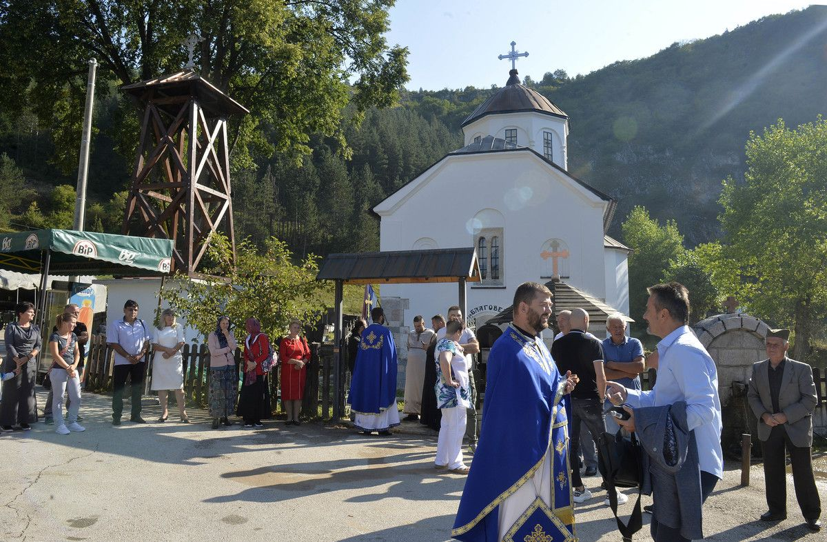 Црква  Св.Благовештења у Штиткову