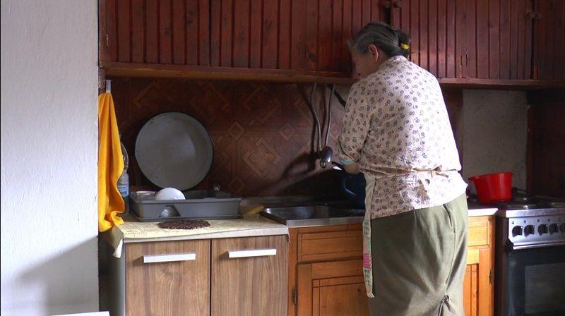 Мирослава је активан и у кућним пословима