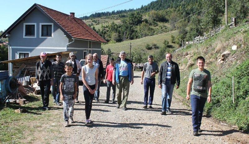 Судбину везали за дедовска огњишта и Муртеницу  (Фото: Д. Гагричић)
