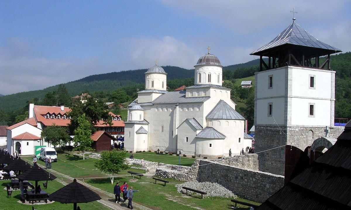 Манастир Милешева, задужбина краља Владислава Немањића