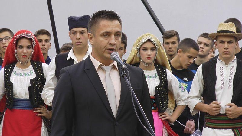 Директор спортског центра у Чајетини, Никола Смиљаинић, фото: РИНА