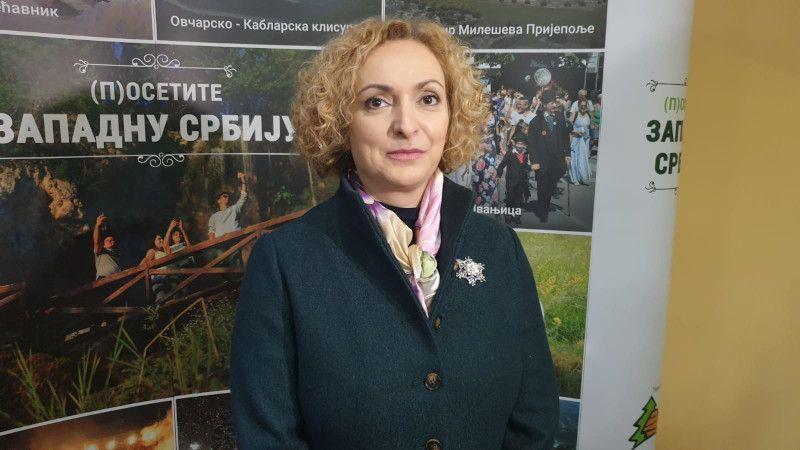 Директорка ТО Србија Марија Лабовић, фото: ГЗС
