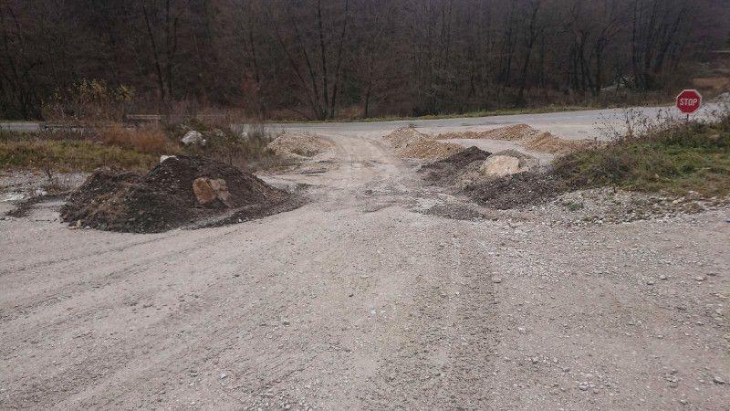 Шут на пут - каменолом Бистрица