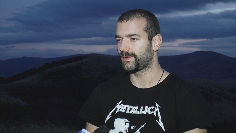 """Давид Колаковић, режисер хорор филма """"Иза затворених врата"""""""
