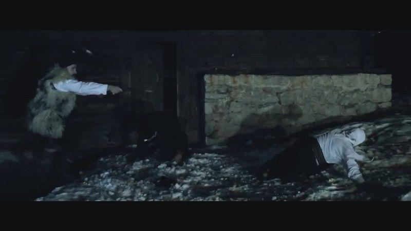 Хорор филм - Иза затворених врата