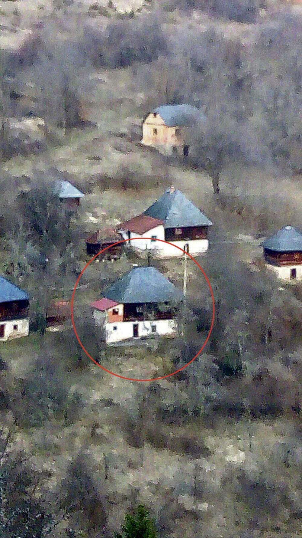 Кућа у којој је указана помоћ