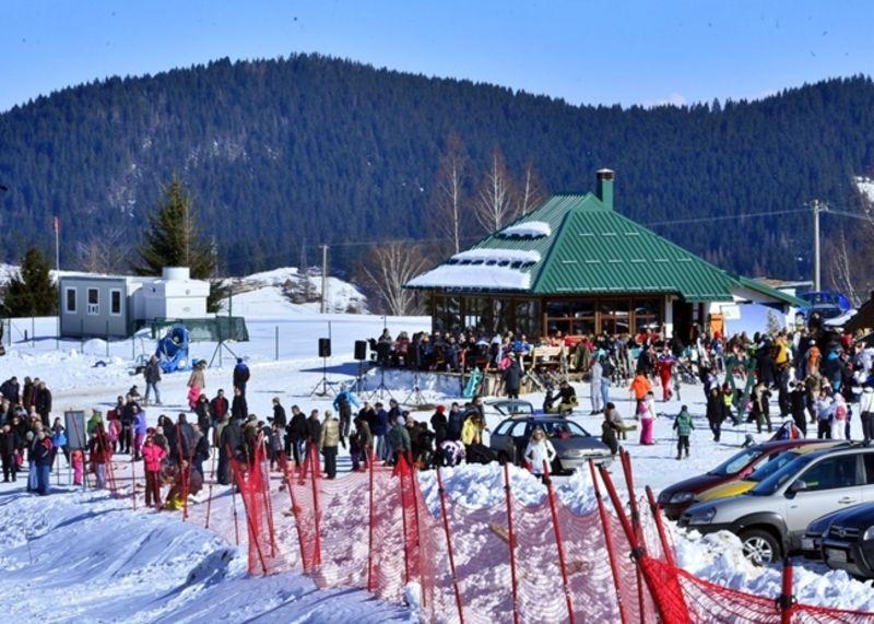 Скијање на Златару, фото: РИНА