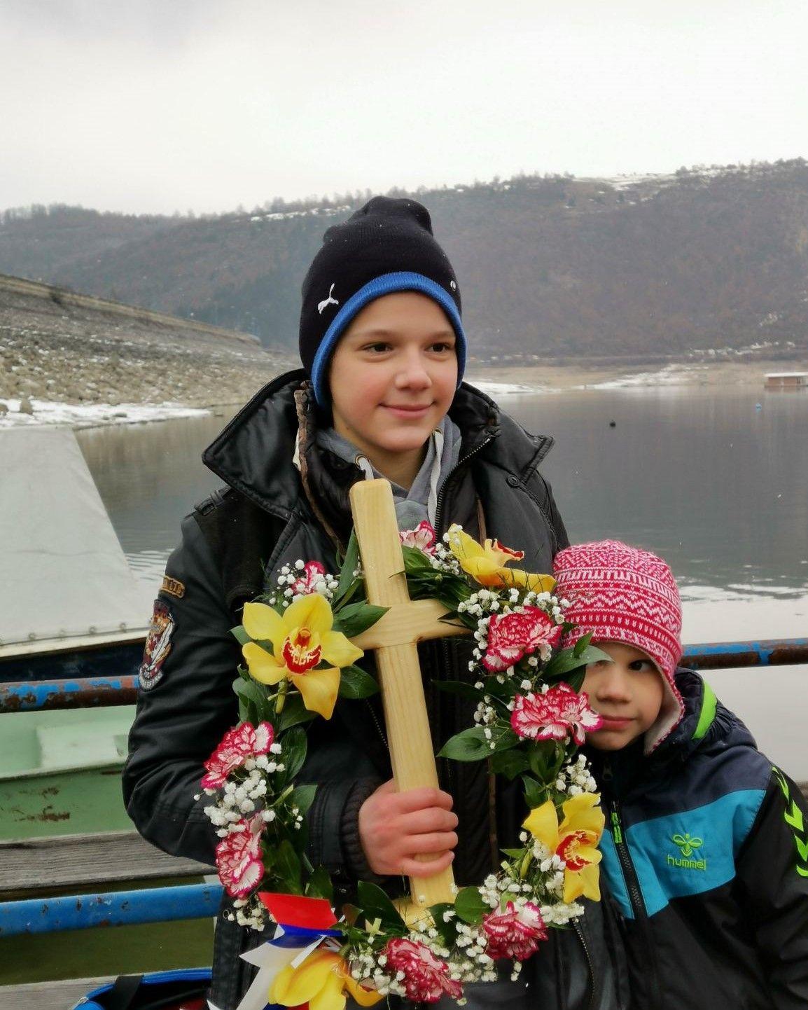 Сунчица Богићевић- прва до Часног  крста 2020.год.