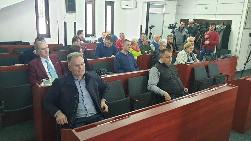 Одборници (фото: ГЗС)