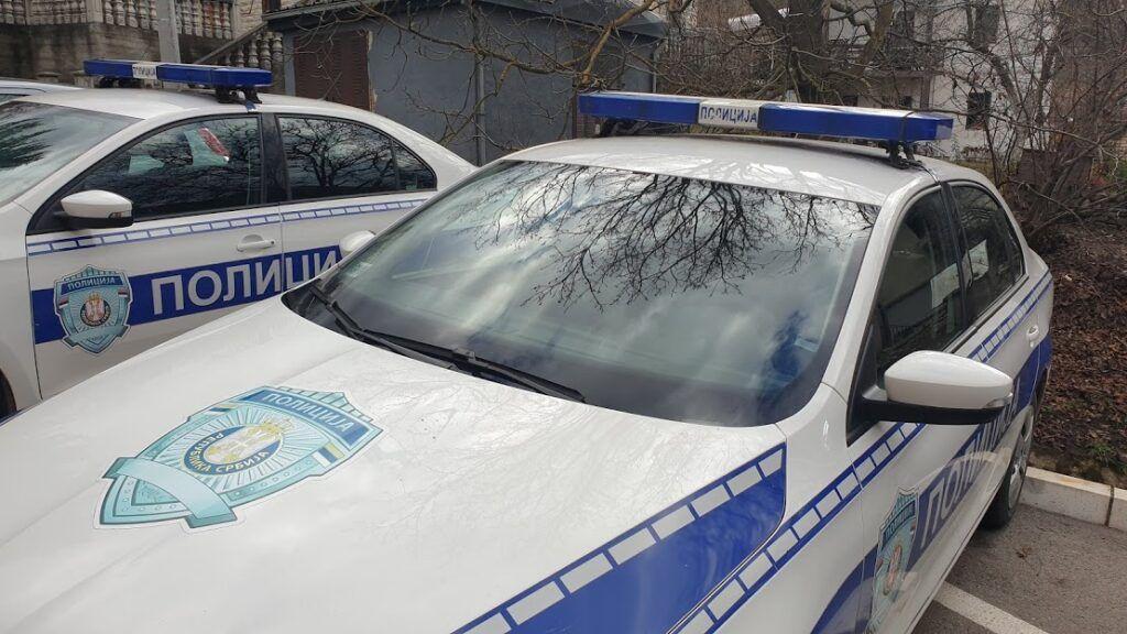 Полиција саобраћајна