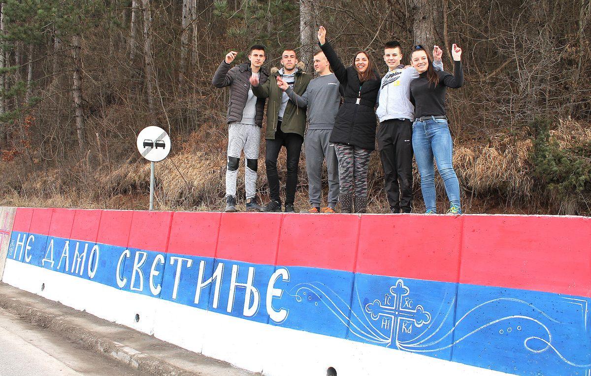 Недељна акција солидарности младих у Кокином Броду