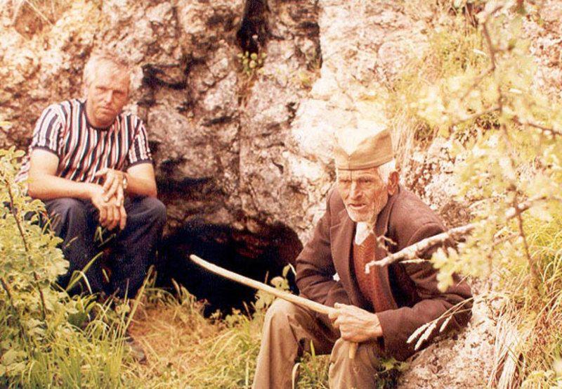 Улаз у пећину као вучја јазбина