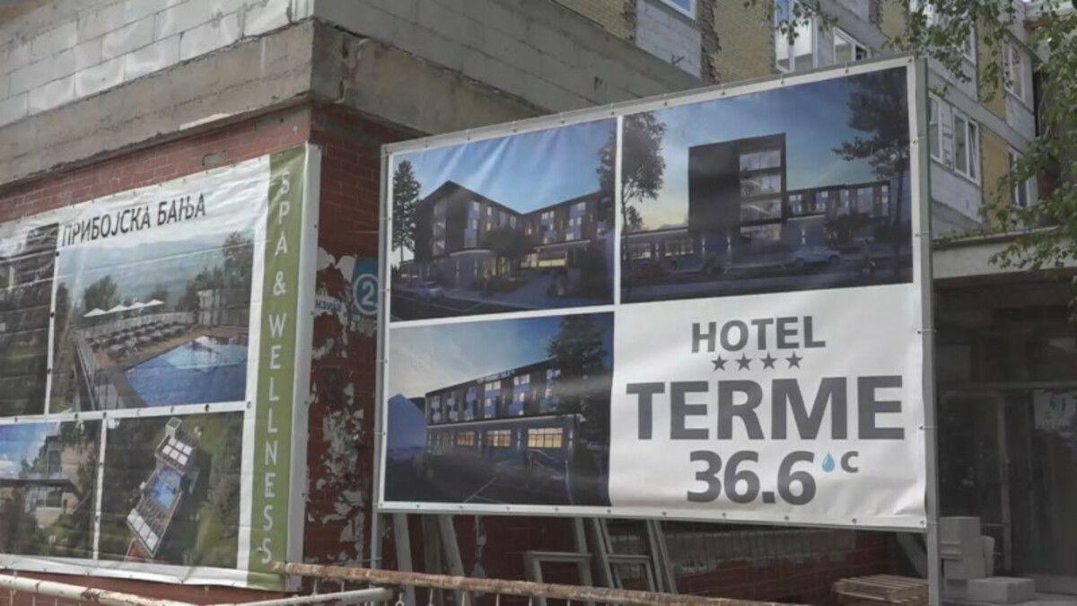 Будући хотел са четири звездице, фото: ГЗС