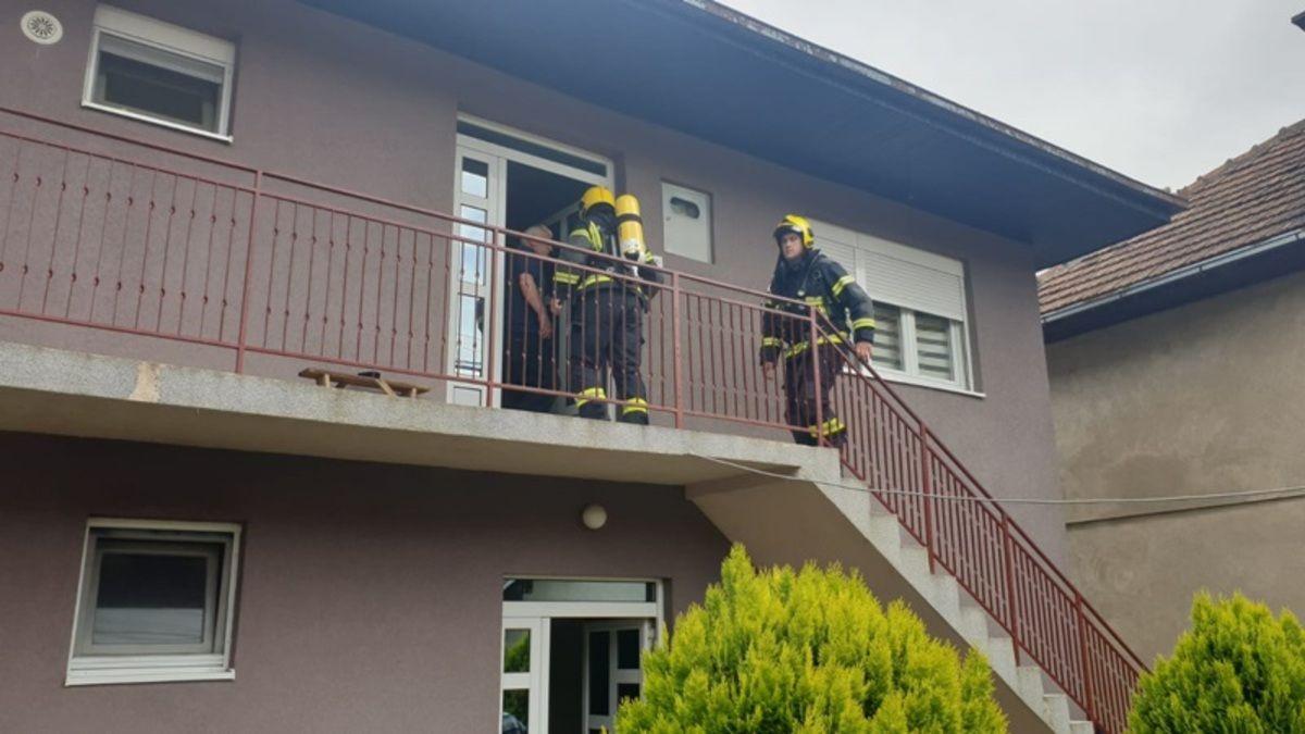 Куће горе нико не  зна разлог, фото: ГЗС