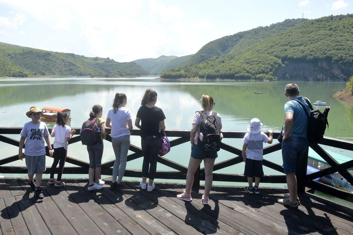 Увачко језеро ( Фото: Раде Прелић)