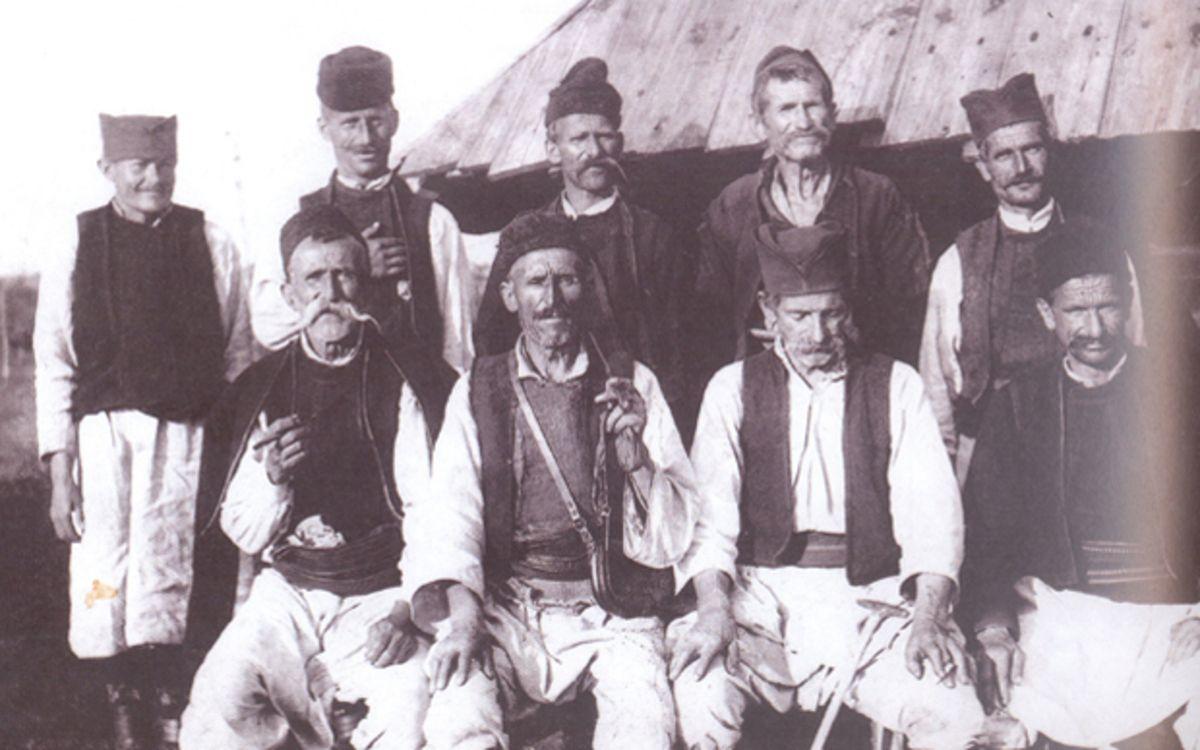У оку објектива - кириџије и сточари
