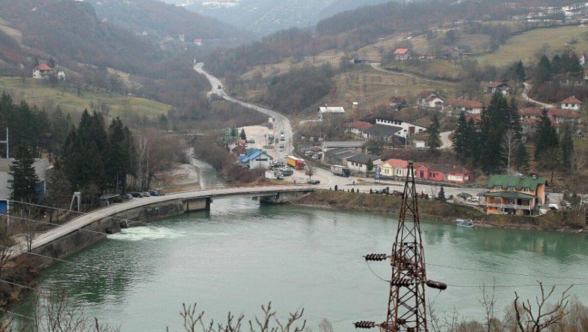 Раскрсница - путеви за Прибој, Пријепоље и Нову Варош