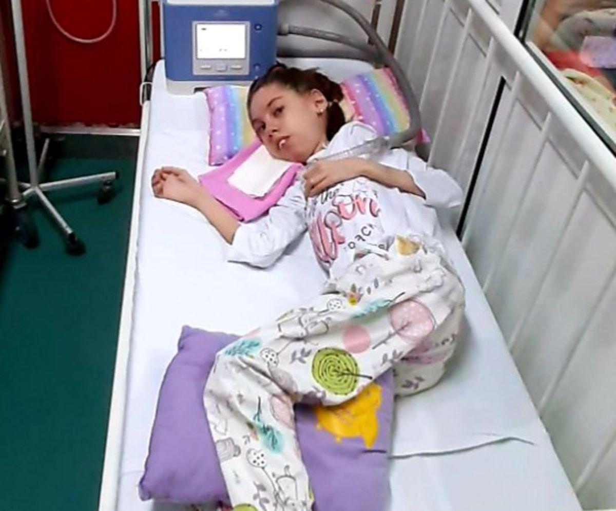 Aмини потребна помоћ људи добре воље да лакше дише, фото: ПП Медиа