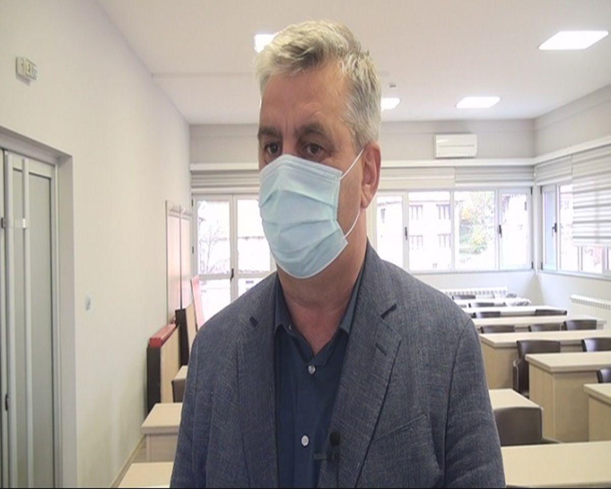 Заменик председника општине Пријепоље Есад Хоџић, фото: ГЗС