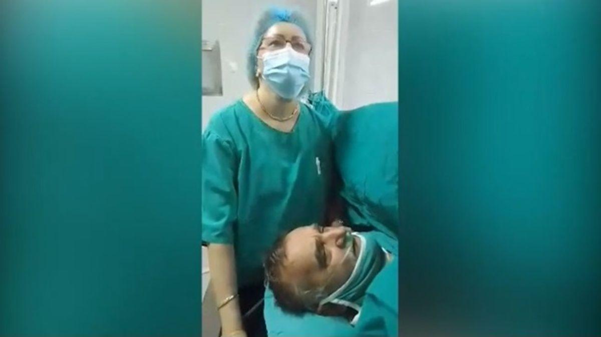Откривено ко је пацијент ког су лекари оперисали уз народњачки хит (Фото: Принтскрин, Курир)