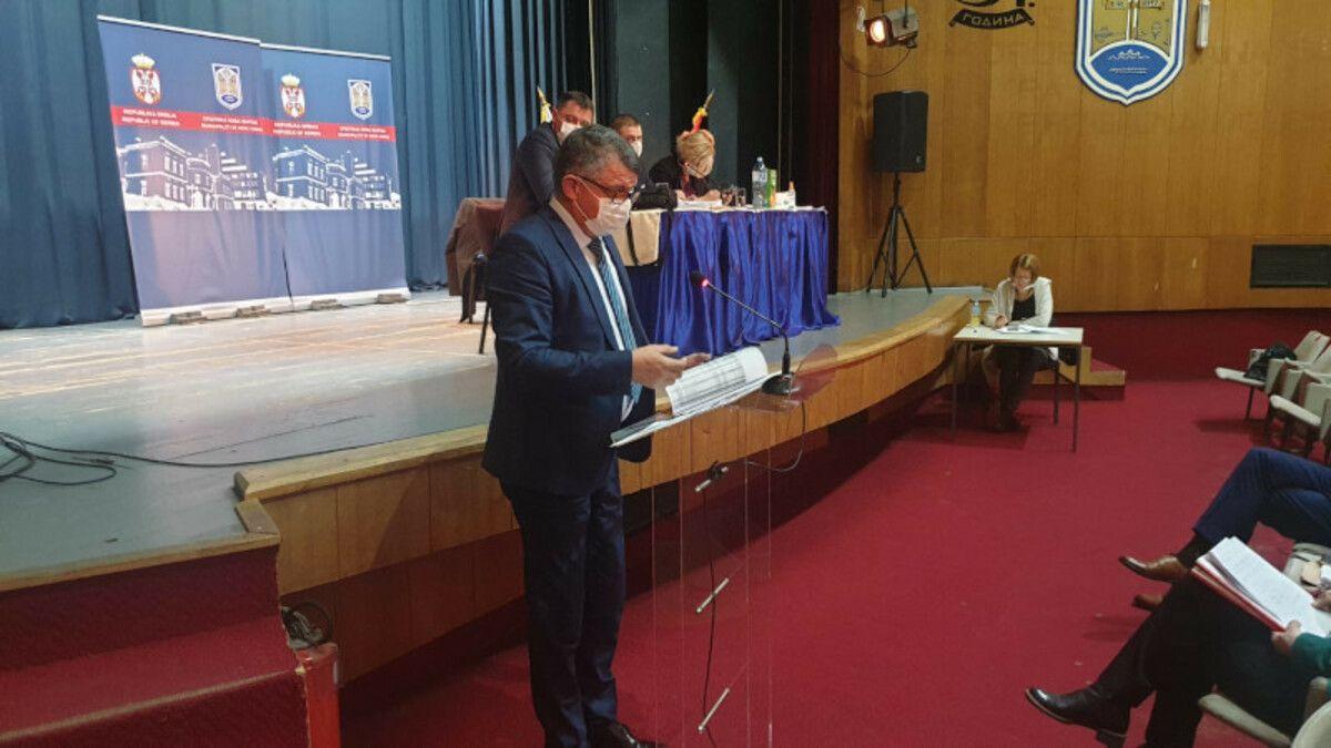 """Одборник ГГ """"Опстанак"""" Димитрије Пауновић, Фото: ГЗС"""