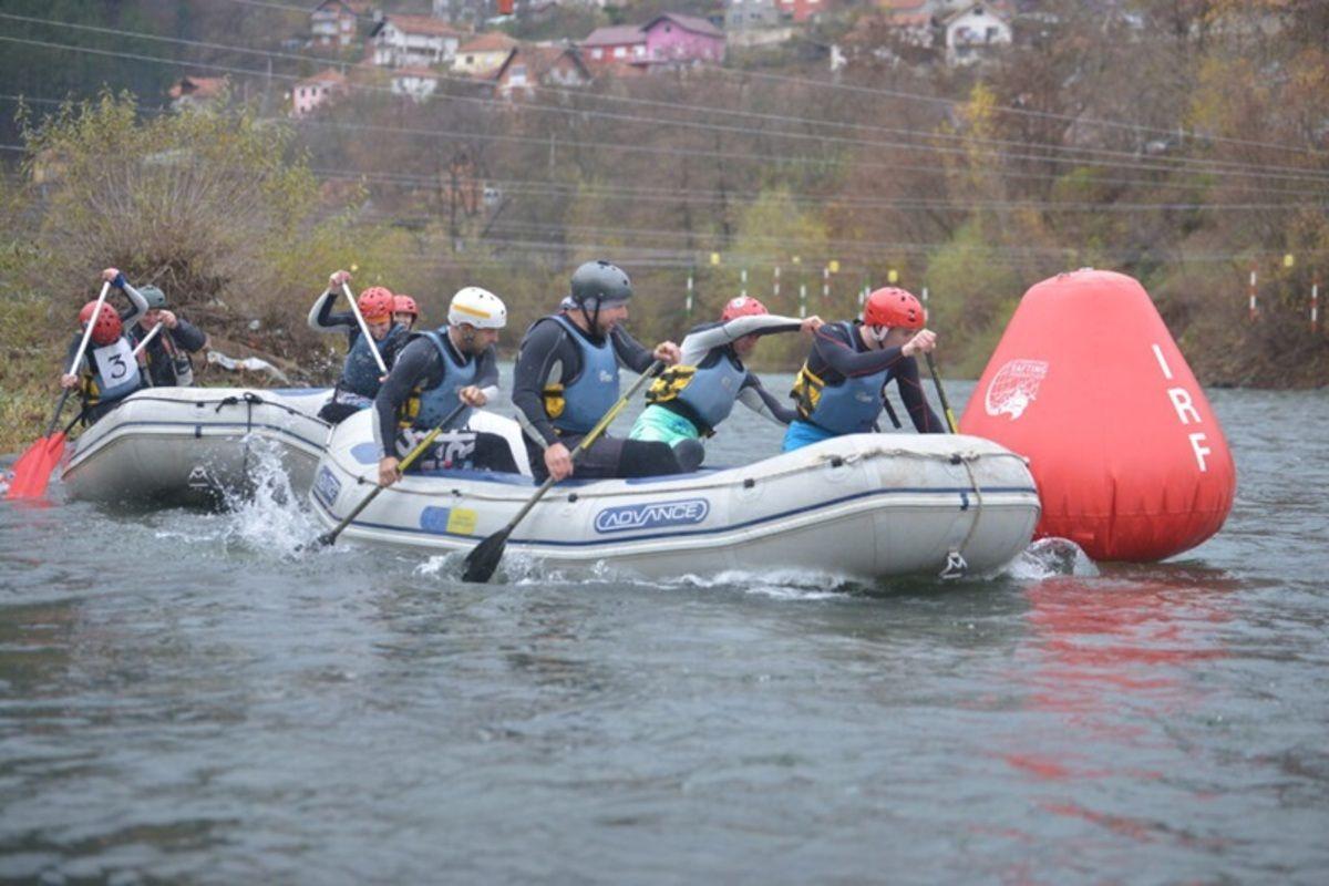 Најбољи рафтери окупили се у Прибоју, фото: ПП Медиа
