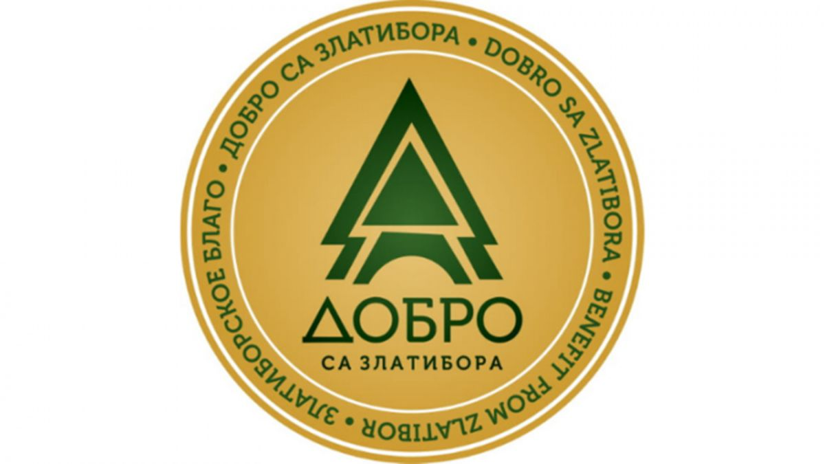 """Logo """"Dobro sa Zlatibora"""""""