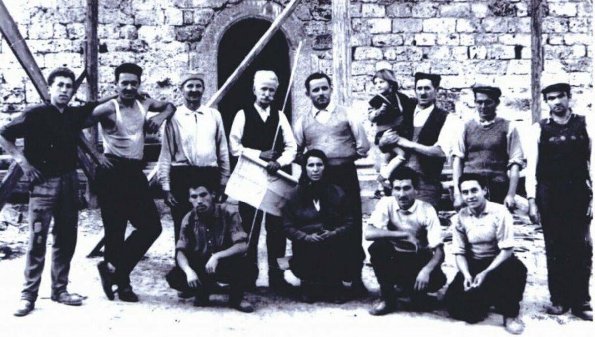 Неимари - дружина Осаћана у Чајничу половином  прошлог века