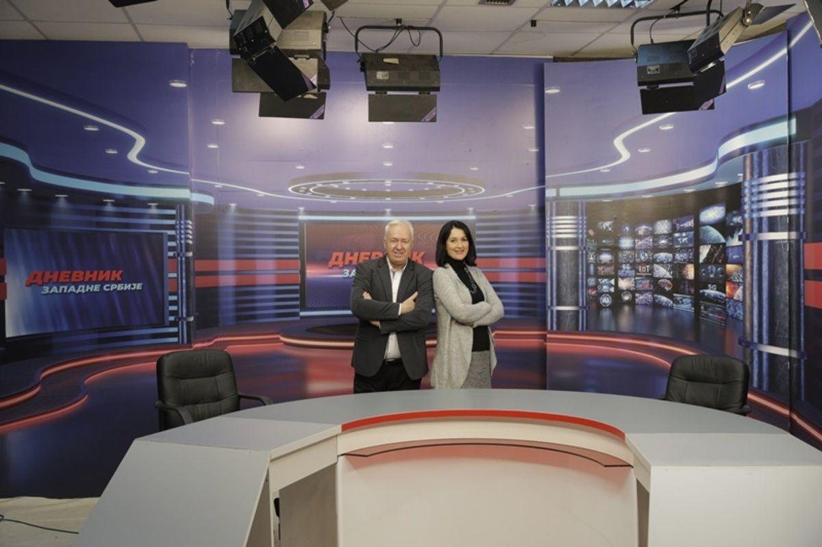 Гвозден Николић и Вукица Лазовић, фото: ГЗС