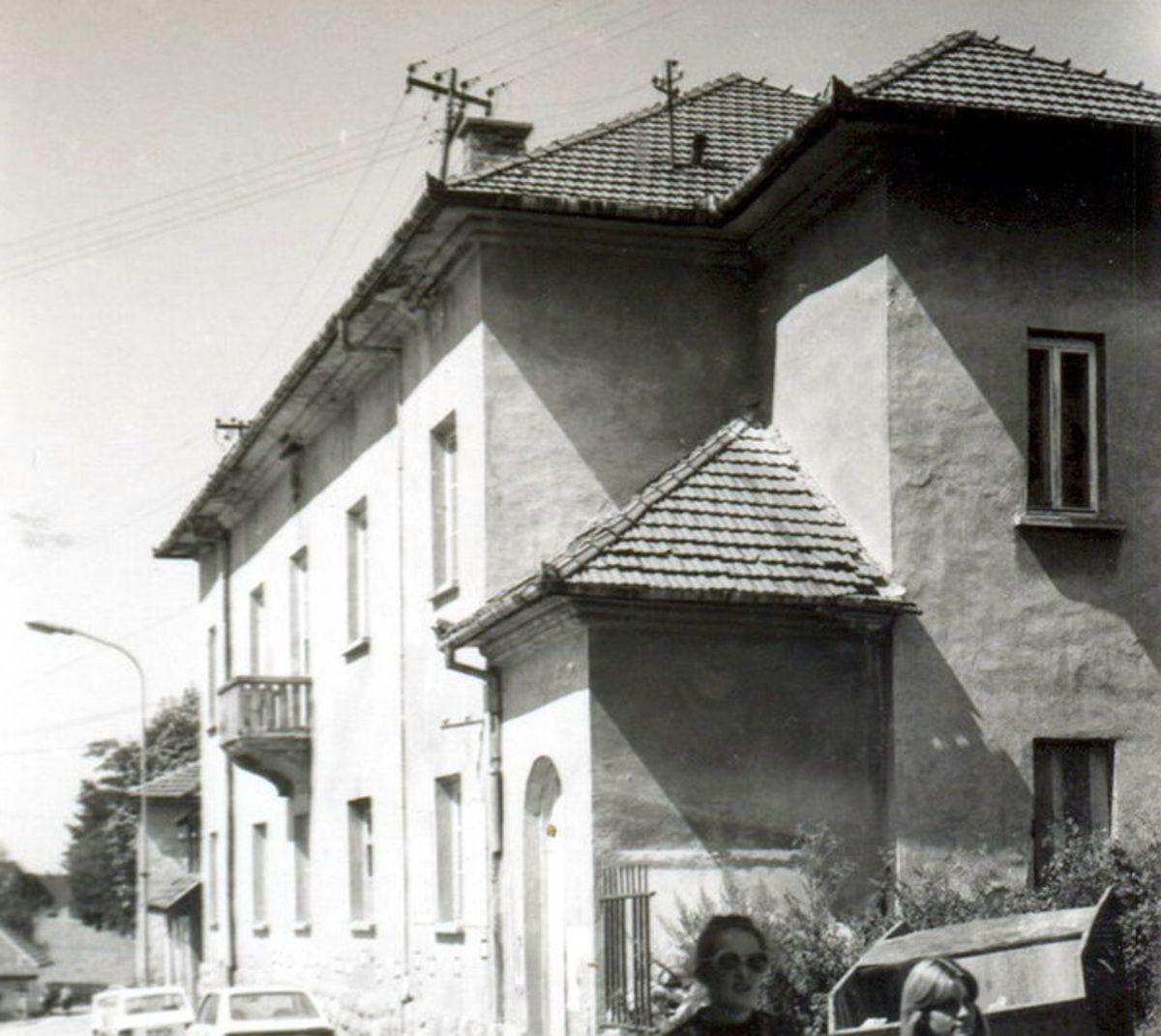 Немар - Соколски дом, усељен 1939. године, данас  не постоји