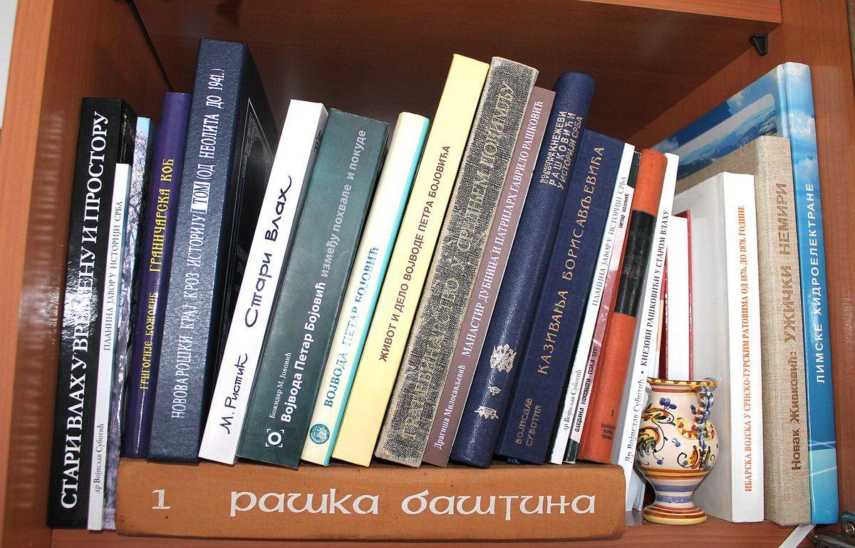Судбина - Издаваштво на зачељу Златиборског округа (Фото: Приватна архива)
