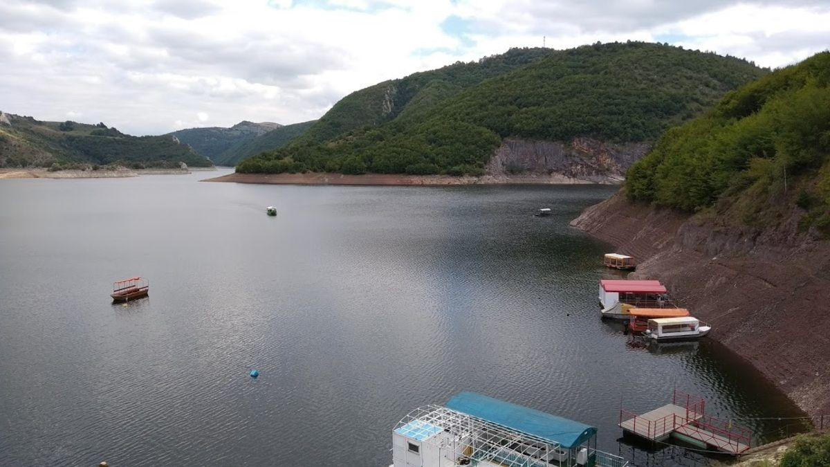 Увачко језеро (фото: ЗлатарИнфо)
