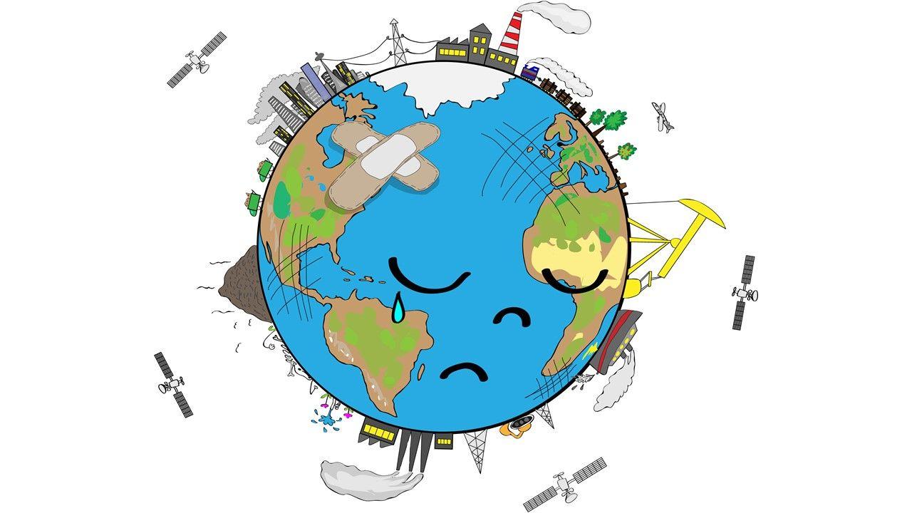 """Logo """"Dan planete zemlje"""""""