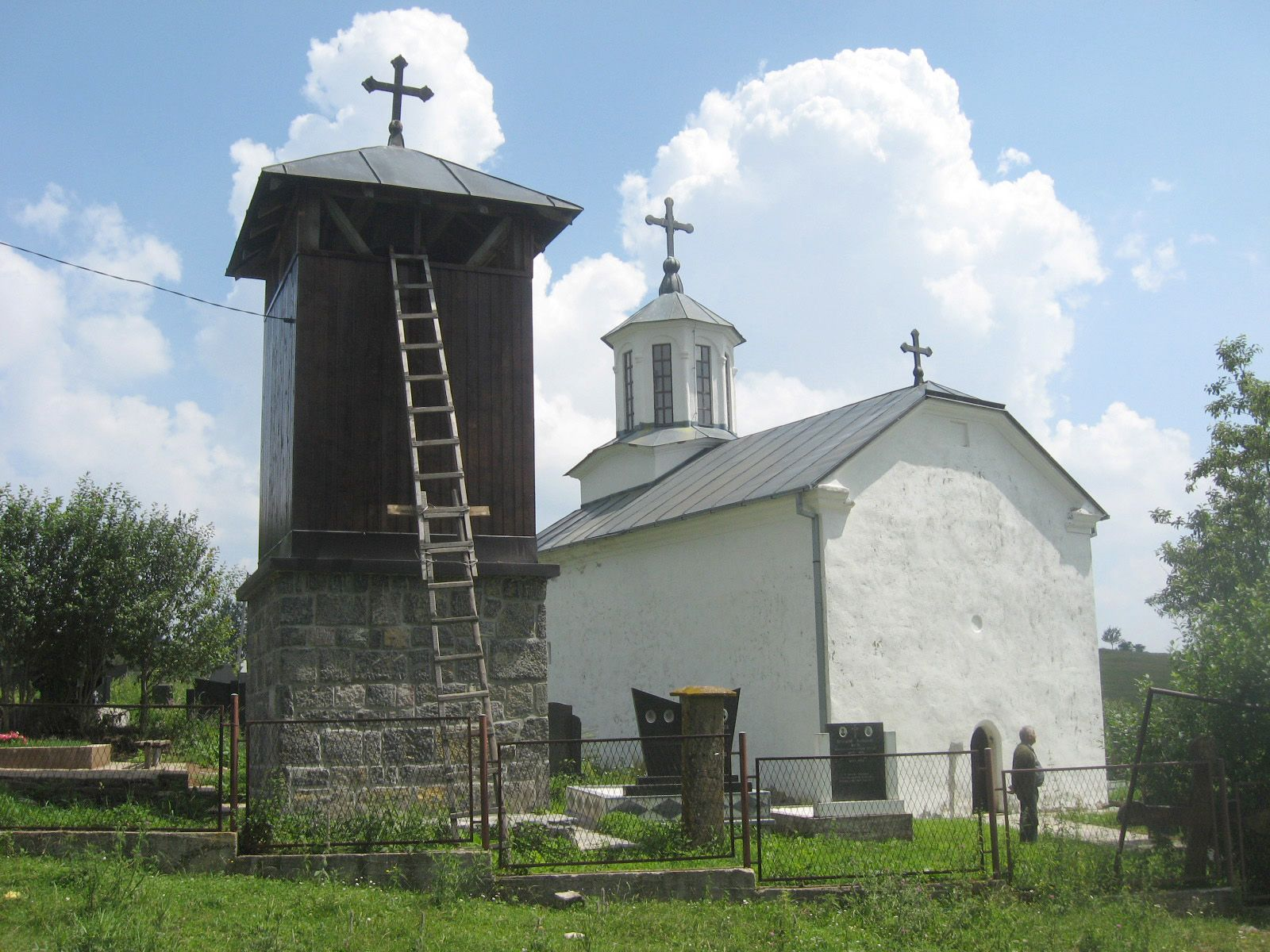 Црква у Буковику под заштитом државе