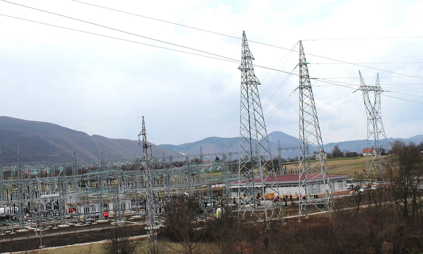 Бистрица - стабилнији рад енергетског система три државе (фото: Д.Гагричић)